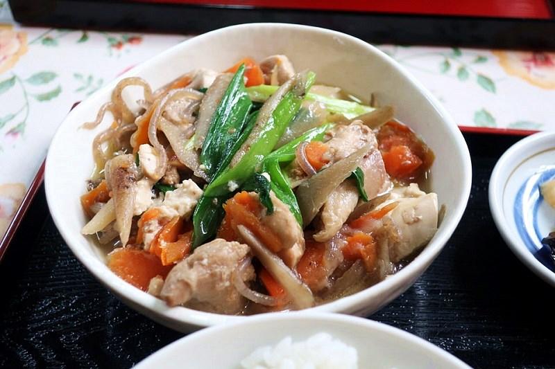 新温泉町の郷土料理「じゃぶ」