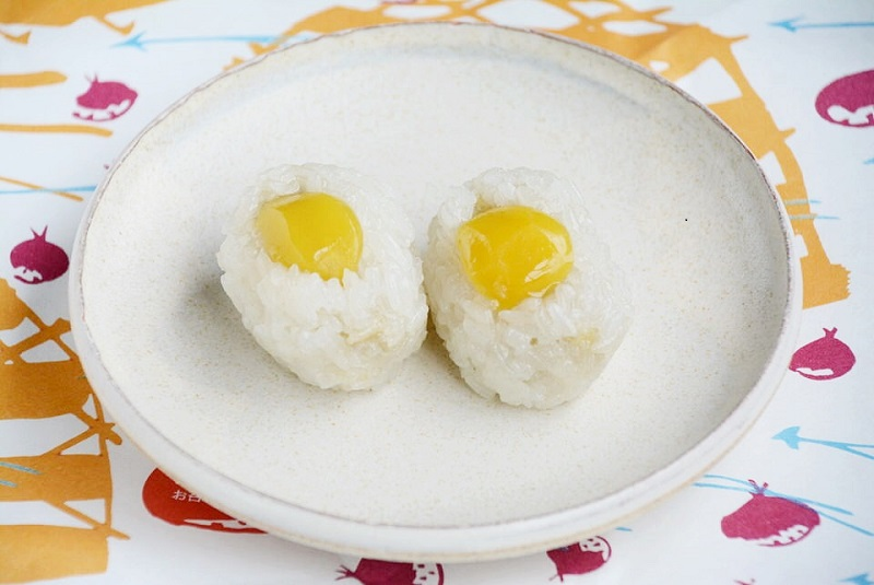 朔日餅(10月)栗餅