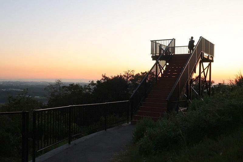 正法寺展望台