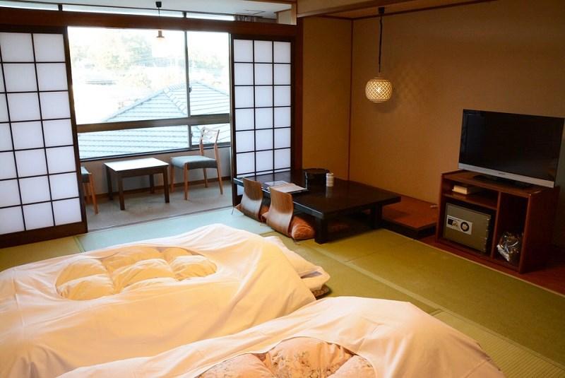 湯快リゾート嬉野館の和室(1~3人用)