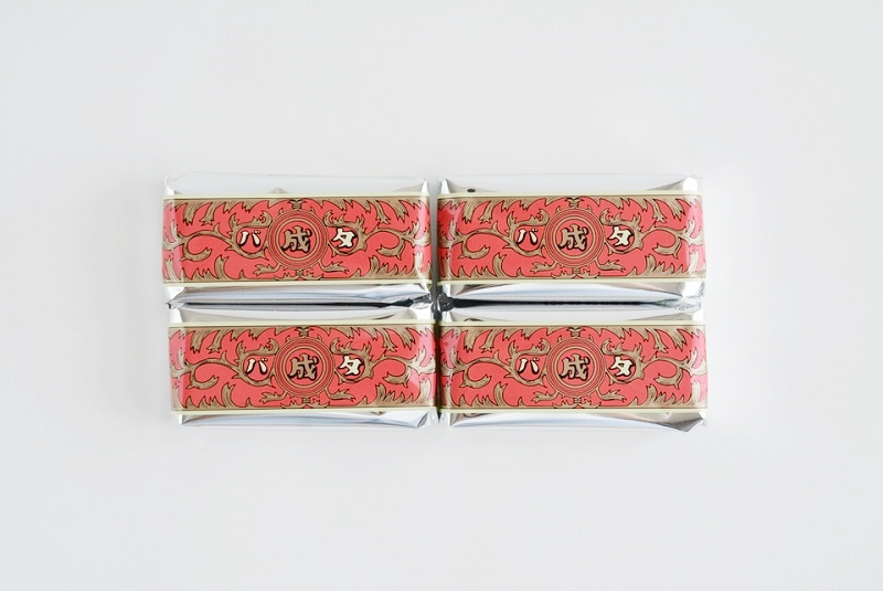 マルセイバターサンドの個包装