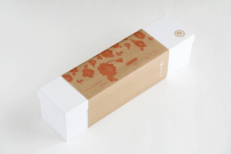 あんぽーね(生キャラメル餡)のパッケージ